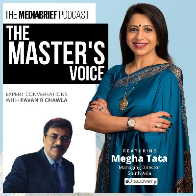 PODCAST: Megha Tata, MD, South Asia - Discovery