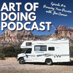 No. 74   Pursuing Your Passion with Jen Caruso