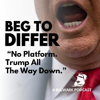 No Platform. Trump All The Way Down