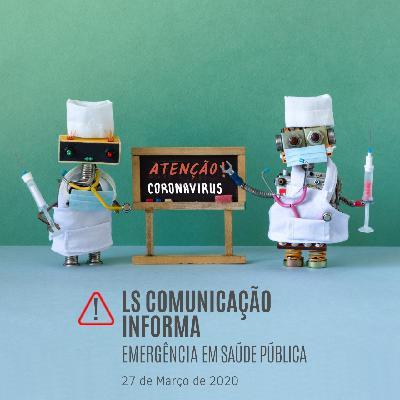 Duelo Saúde x Economia em tempos de Coronavírus