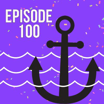 Celebrating 100 Episodes of The Anchor Show and more Podcasting Stories
