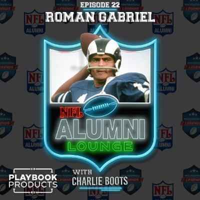 Roman Gabriel (LA Rams Legend)