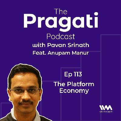 Ep. 113: The Platform Economy