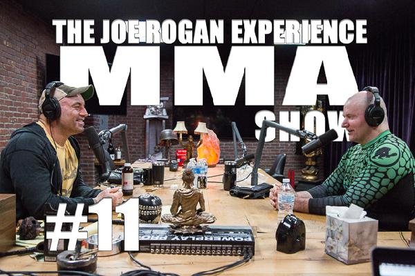 JRE MMA Show #11 with John Danaher