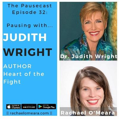 The Pausecast Ep. 32 Judith Wright