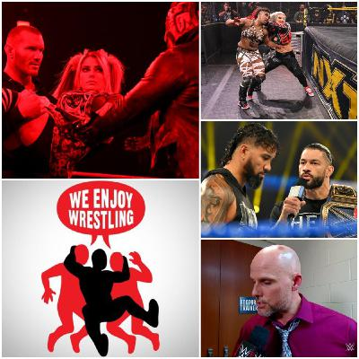 Ep 143 - The McInfart Chronicles (RAW, NXT, & SmackDown)