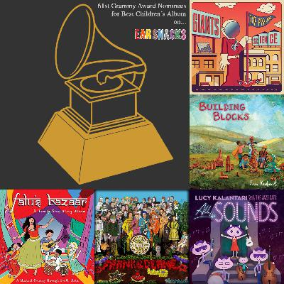Best Kids Music from the 61st GRAMMY Awards!