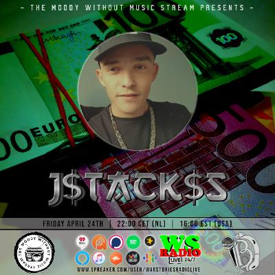 The Moody Without Music Stream EP45 - JStackss