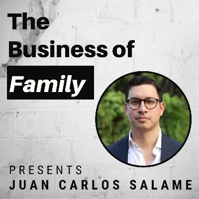 Juan Carlos Salame - Scaling a Third Generation Ecuadorian Retailer & Credit Provider