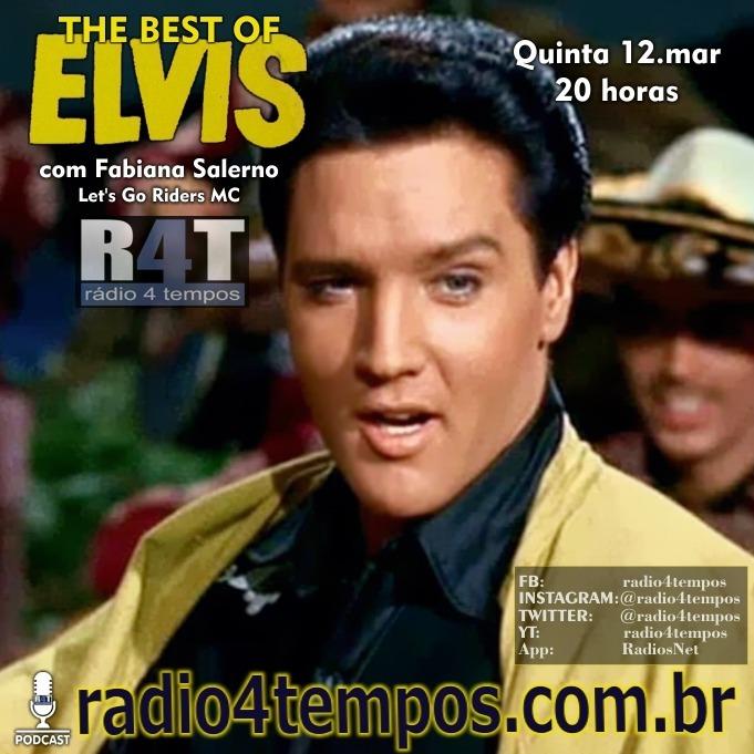 Rádio 4 Tempos - The Best of Elvis 102:Rádio 4 Tempos