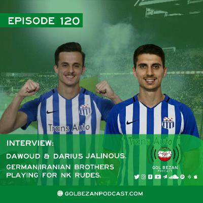 Interview: Dawoud & Darius Jalinous