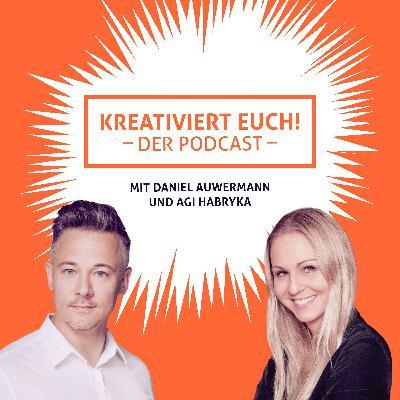 KREATIVIERT EUCH! - DER PODCAST // Intro