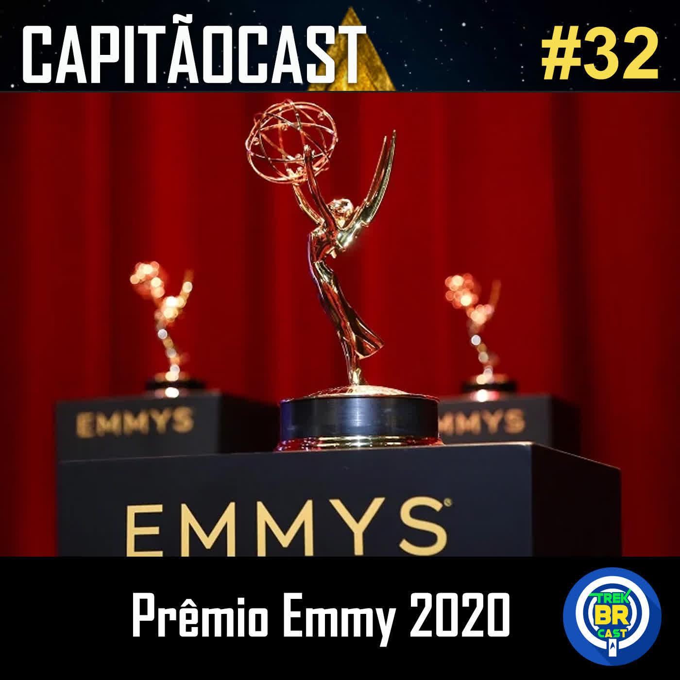 Vencedores do Emmy Awards 2020. - CapitãoCast #32