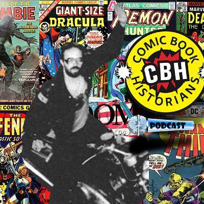 David Anthony Kraft: Rock N Roll Journalist and Comic Writer Part 1 with Alex Grand & Jim Thompson