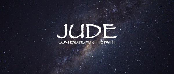 Contending for the Faith - Jude (Audio)