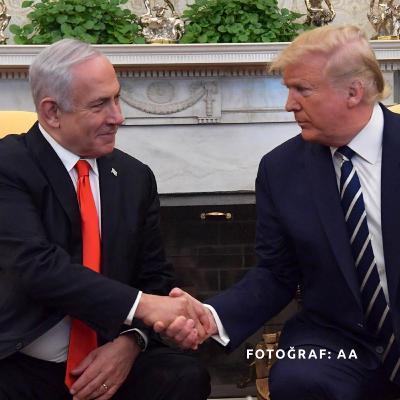 ABD'nin Filistin'e dair planları ve Ortadoğu'daki son durum | Konuk: Hediye Levent