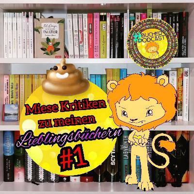 Miese Krikiken zu meinen Lieblingsbüchern #1