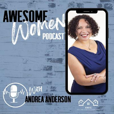 Andrea Anderson – Chief Ideas Specialist, Master Communicator & Marketer, Biz Mojo Business Mentor, M4growth Mentor, Educator and Speaker