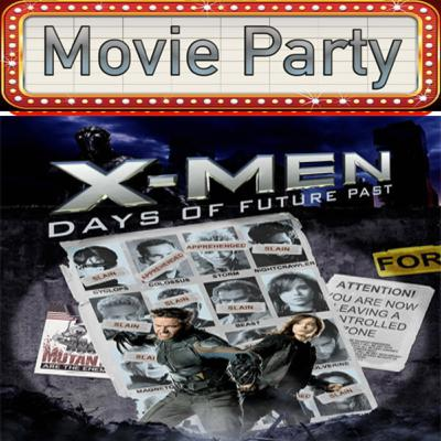 TPZP –MOVIE PARTY: X-Men: Days of Future Past