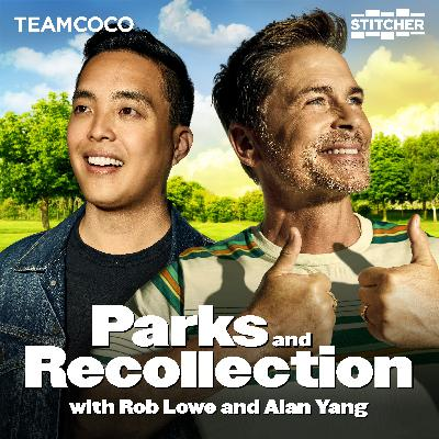 New Pod - Parks and Recollection