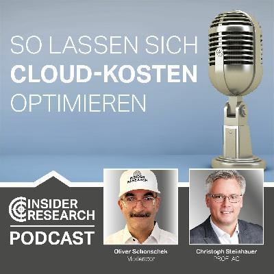 So lassen sich die Cloud-Kosten optimieren, ein Interview mit Christoph Steinhauer von PROFI AG