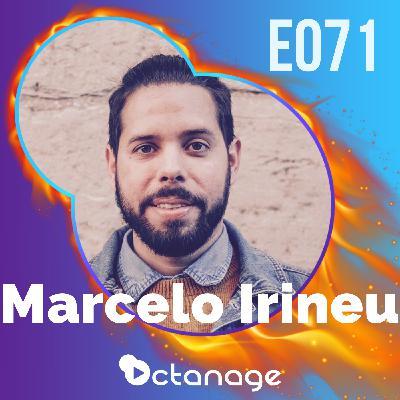 Mudar e (Re)Começar em um Novo País com Marcelo Irineu | Imigrands E071