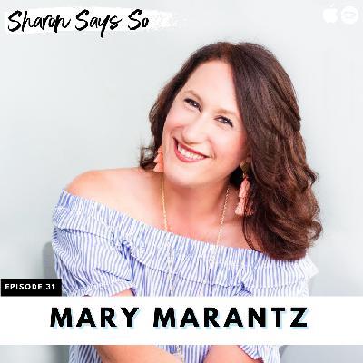 31. Iowa: Musical Chairs with Mary Marantz