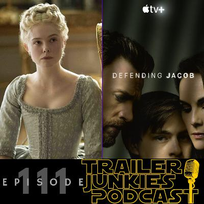 The Great & Defending Jacob, plus streaming service talk