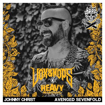 From Watching Metallica with his Sleeping Grandfather to Opening for Them with Johnny Christ of Avenged Sevenfold