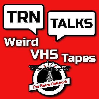 Weird VHS Tapes
