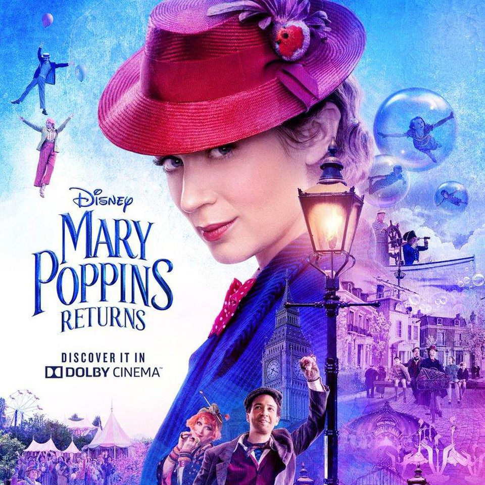 Mary Poppins Returns نقد و بررسی فیلم