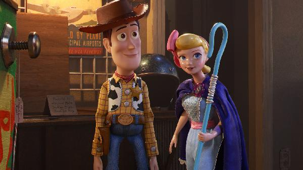 Toy Story 4 And What's Making Us Happy