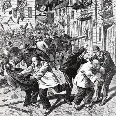 BONUS Episode: The Chinese Race Riots of 1880