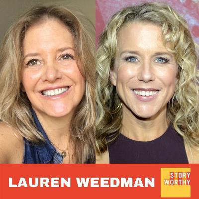 625 - The Babysitter with Actress Lauren Weedman