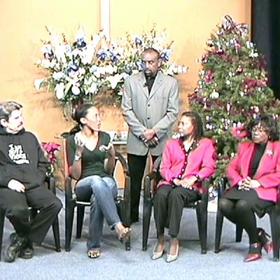 Practicing the Presence of God: End of Year 2008 Church Service