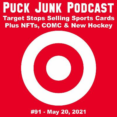 Target Stops Selling Sports Cards | #91 | 5/20/2021