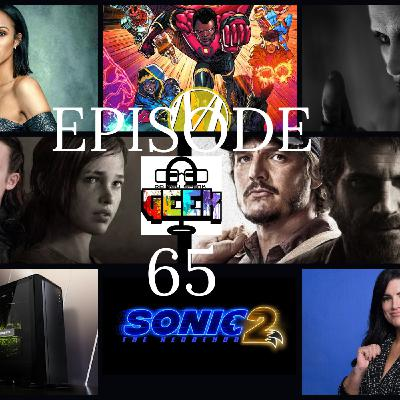 Episode 65 (Gina Carano, Milestone Returns, The Last of Us, Epic Games and more)