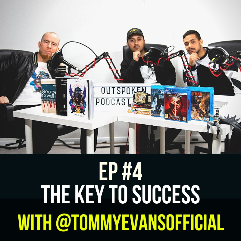 The Key to Success with Tommy A Man Evans