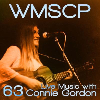 Live Music with Connie Gordon (Episode 63)