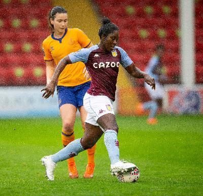 The Women's Football Diary: Anita Asante