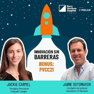 #PVCC21 — Jackie Carmel (Endeavor Catalyst)