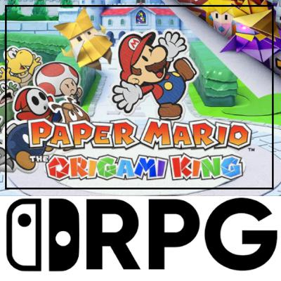 Episode 71 - Getting Crafty with Mario | Switch RPG Podcast