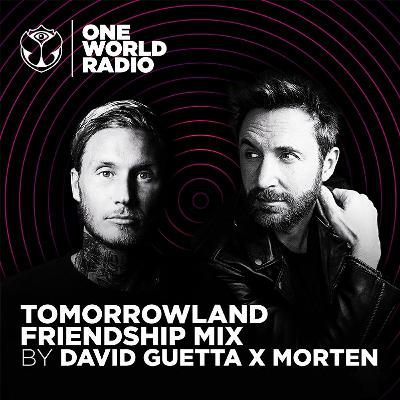Tomorrowland Friendship Mix - David Guetta x Morten