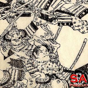 Sengoku Daimyo Mori Motonari - All Out War - Tales of the  Samurai #7
