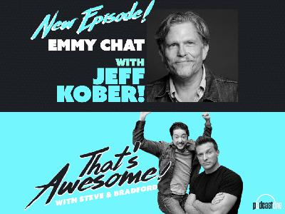 Emmy Chat With JEFF KOBER (Cyrus, GH)!!