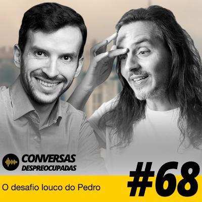 #68 – Mais de 5000€ por mês com um curso online - o desafio louco do Pedro!