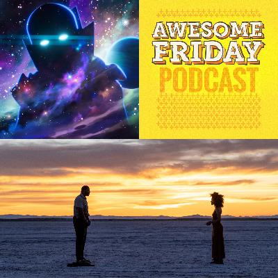 Episode 5: Awesome Friday Movie Podcast: Nine Days & Marvel's What If..?