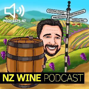 NZ Wine Podcast 52: Nick Mills - Rippon Vineyard