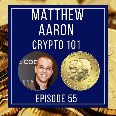 Matthew Aaron Interview