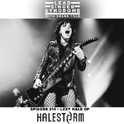 Lzzy Hale (Halestorm)